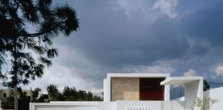 Cube House by Agraz Arquitectos