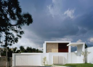 Cube House by Agraz Arquitectos