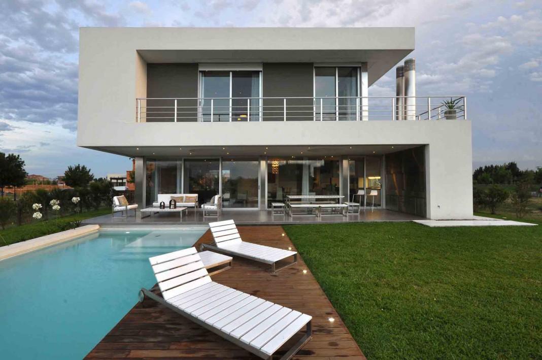 Cabo house by vanguarda architects caandesign for Casas minimalistas pequenas