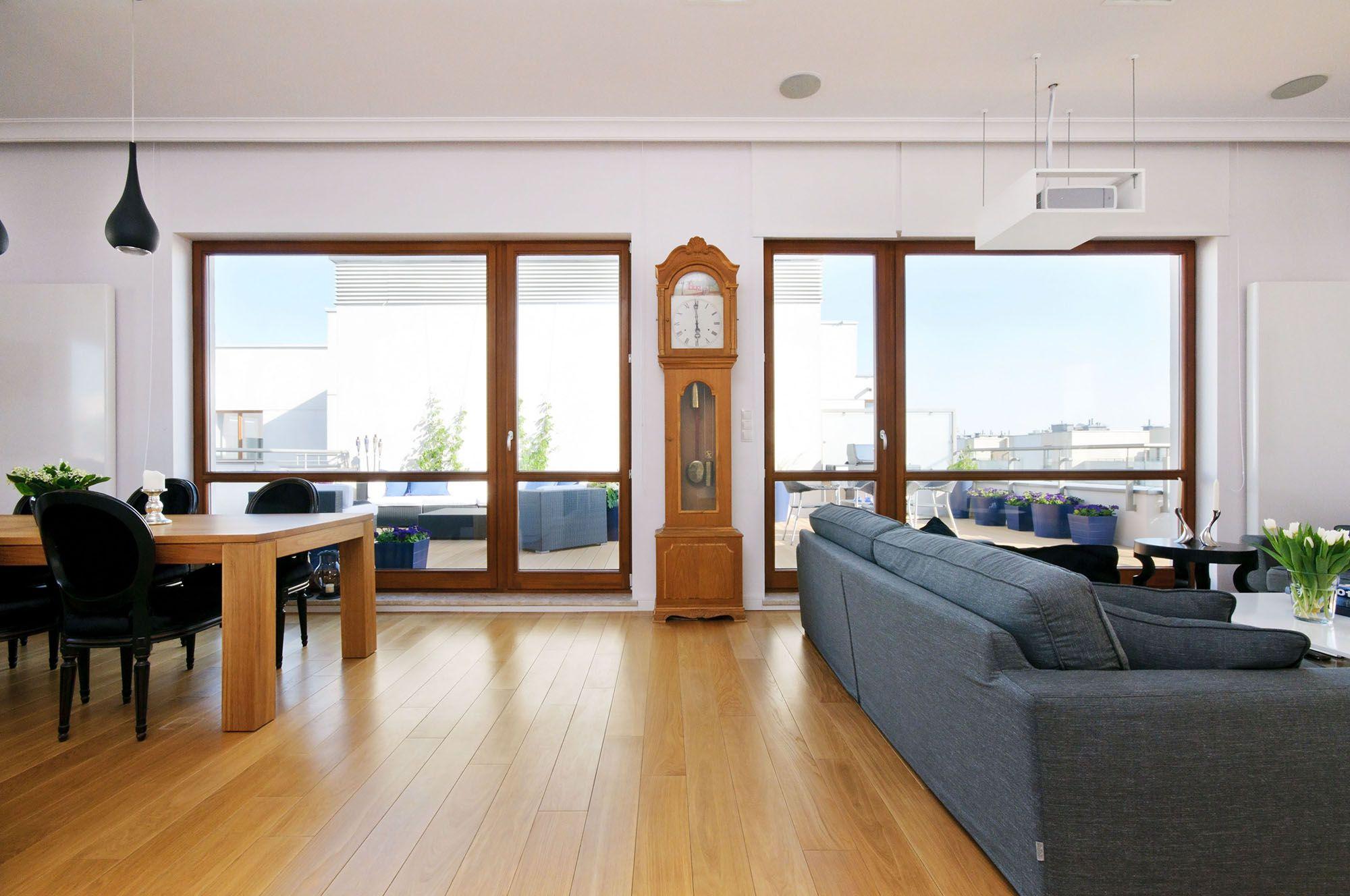 Modern penthouse by Hola Design CAANdesign