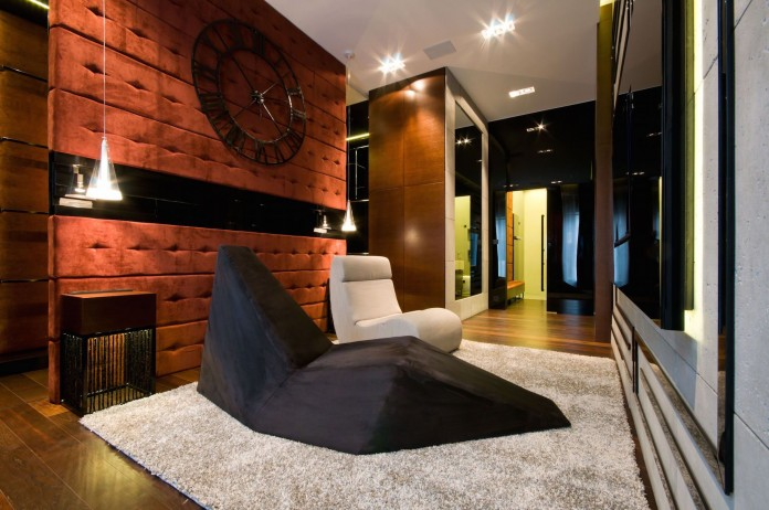 Apartment in Warsaw, Poland by Hola design