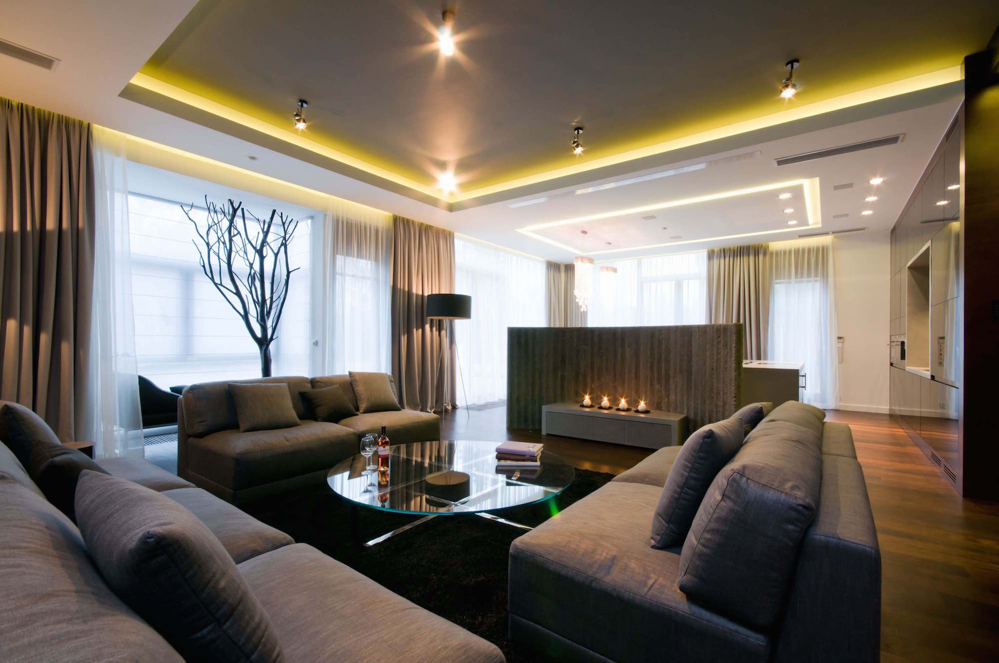 Apartment In Warsaw Poland By Hola Design