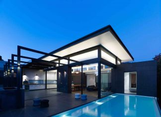 Power Street Hawthorn by Steve Domoney Architecture