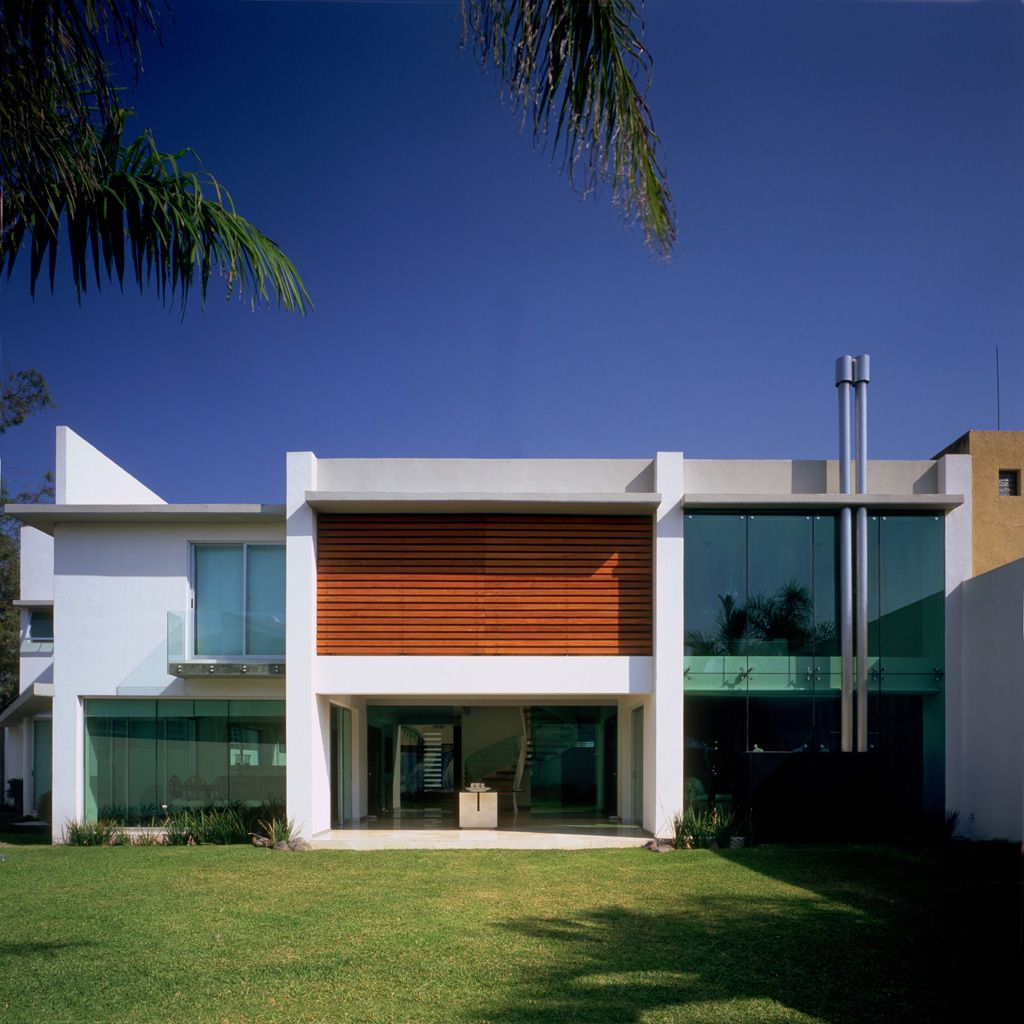 E House By Agraz Arquitectos Caandesign Architecture
