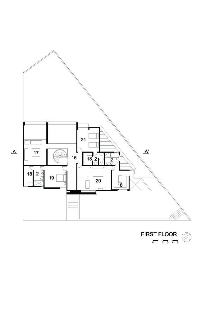 E House First Floor