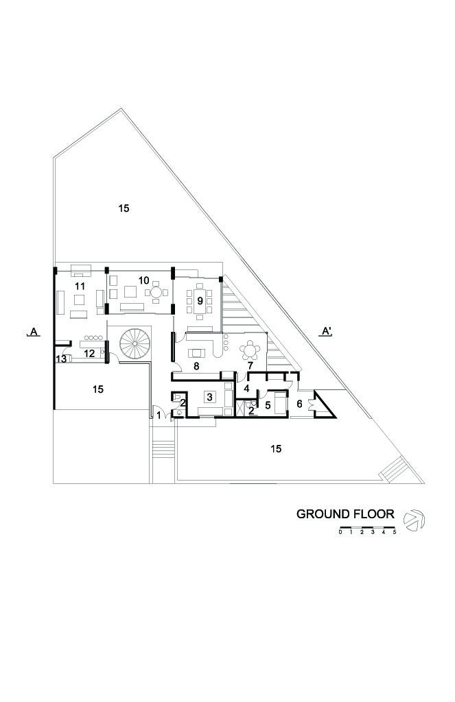 E House Ground Floor