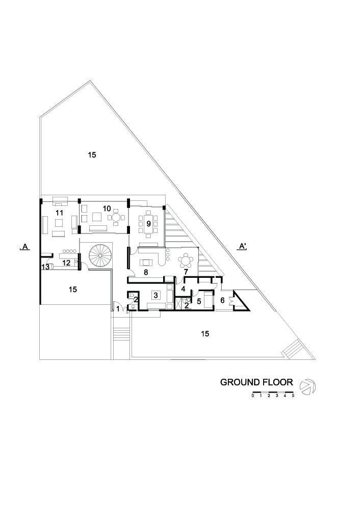 E House Ground Floor