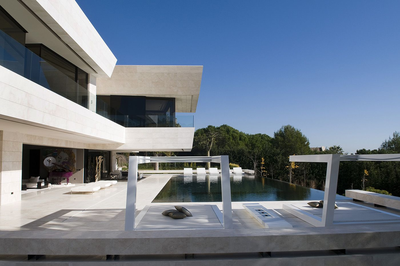 Marbella house by a cero caandesign architecture and home design blog - Joaquin torres casas low cost ...