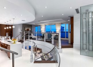 The Elysium Penthouse in The Grace Tower
