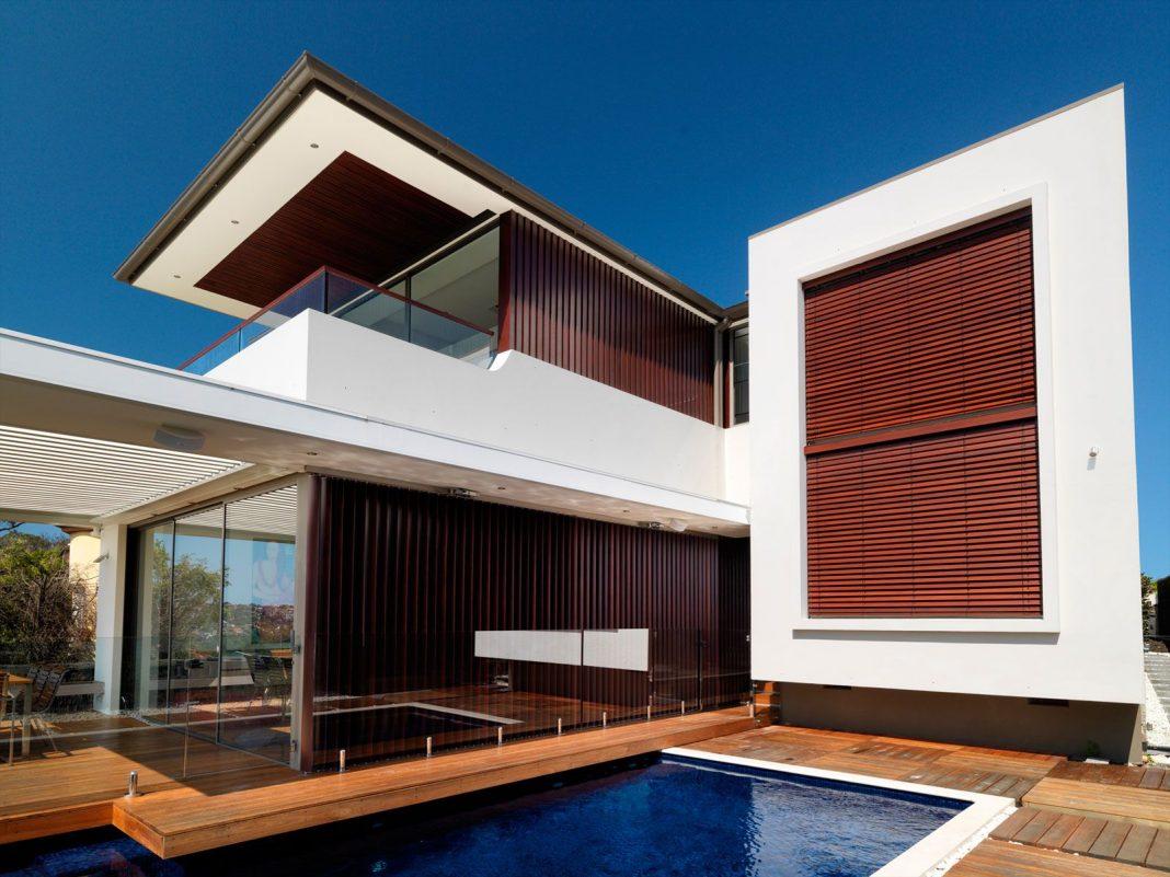 Euryalus Street House by Luigi Rosselli Architects