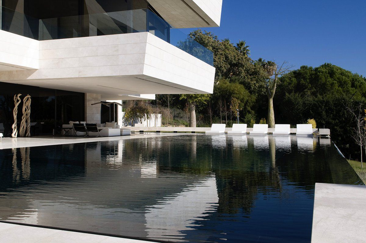Marbella house by a cero caandesign architecture and - Ambience home design marbella ...