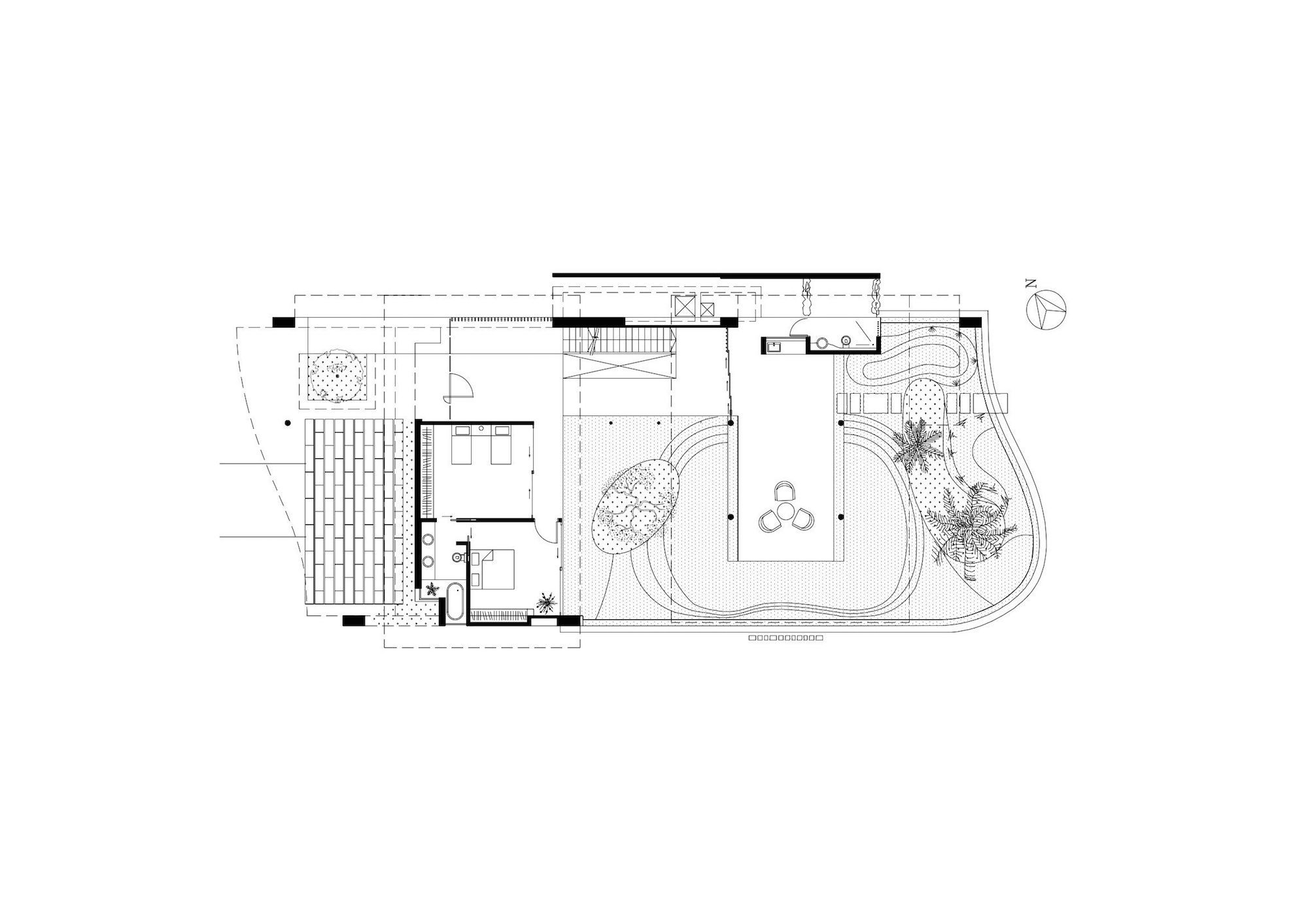 Fish house layouts