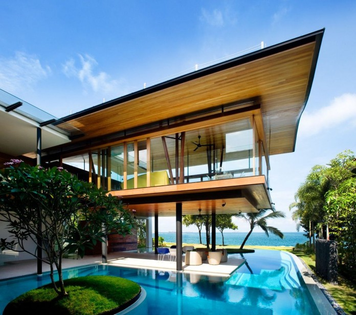 Fish House by Guz Architects