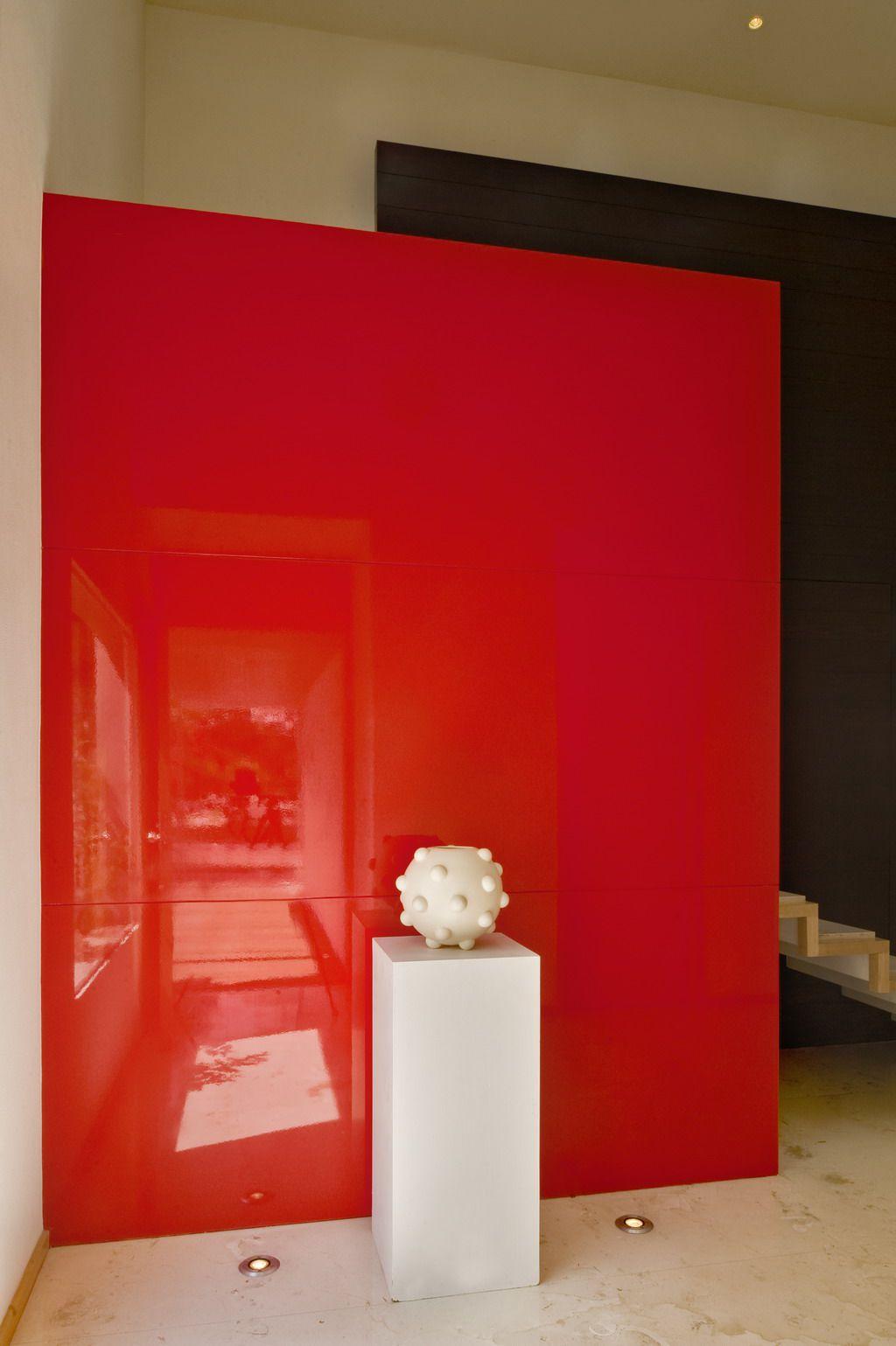 Mayo 2009 Interiores Casa Valle Real