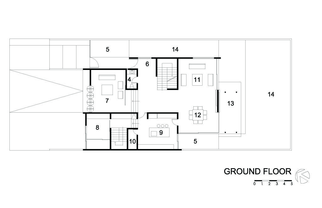 G House Ground Floor