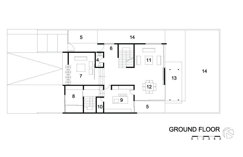 G House Ground Floor