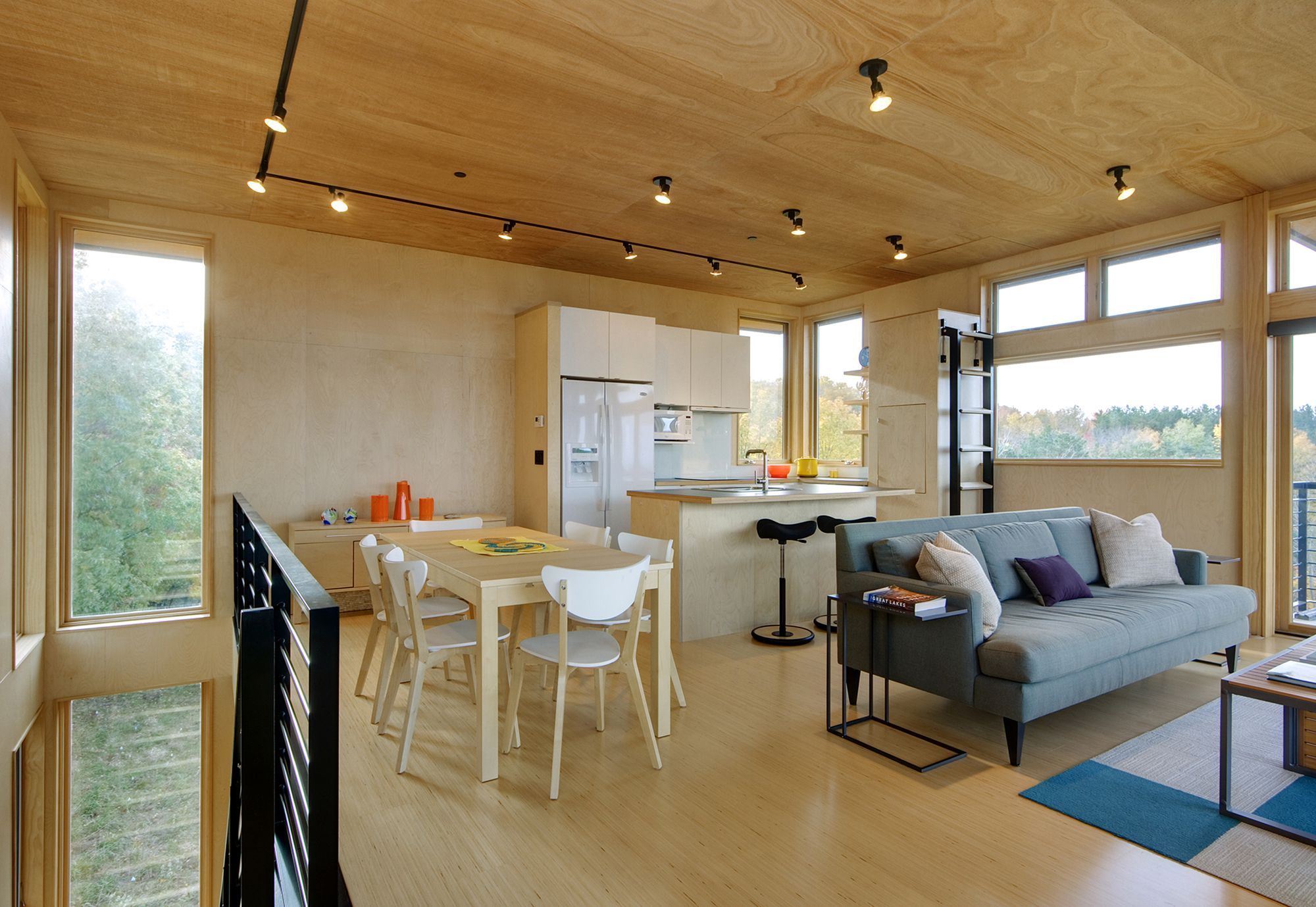 Glen Lake Tower By Balance Associates Caandesign