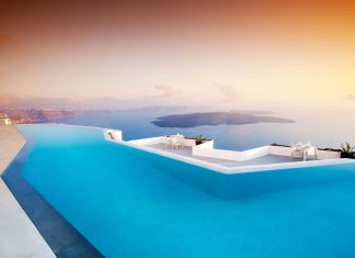 Grace Santorini Hotel by Divercity Architects and mplusm Architects