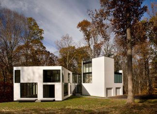 Graticule House by David Jameson Architect