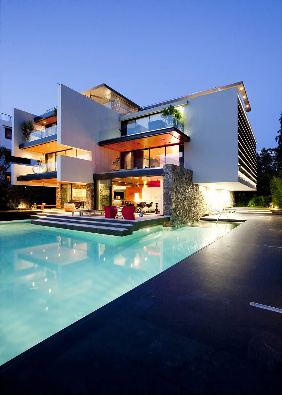 H2 residence by 314 architecture studio caandesign for Studio 11 architecture