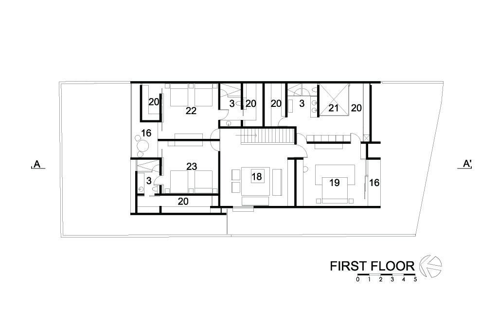 HG House First Floor
