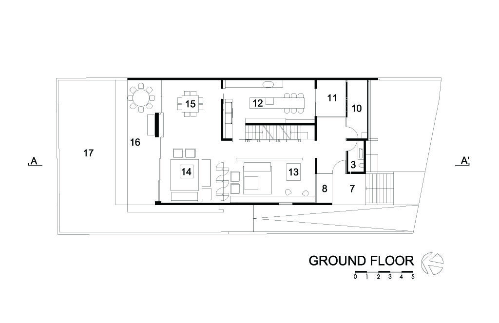 HG House Ground Floor