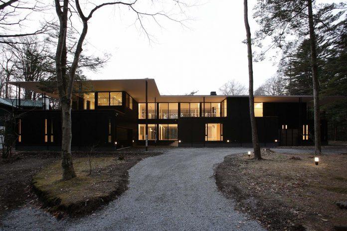 House of Maple by Edward Suzuki Associates