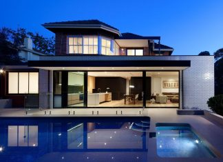 Hawthorn House by Chan Architecture