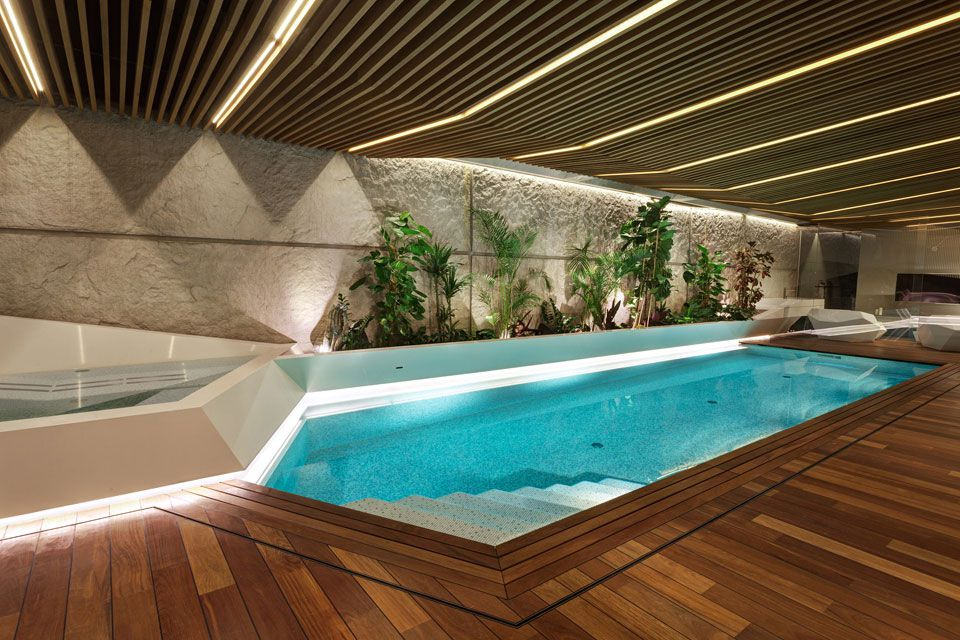 Home Spa by architekti.sk - CAANdesign | Architecture and home ...