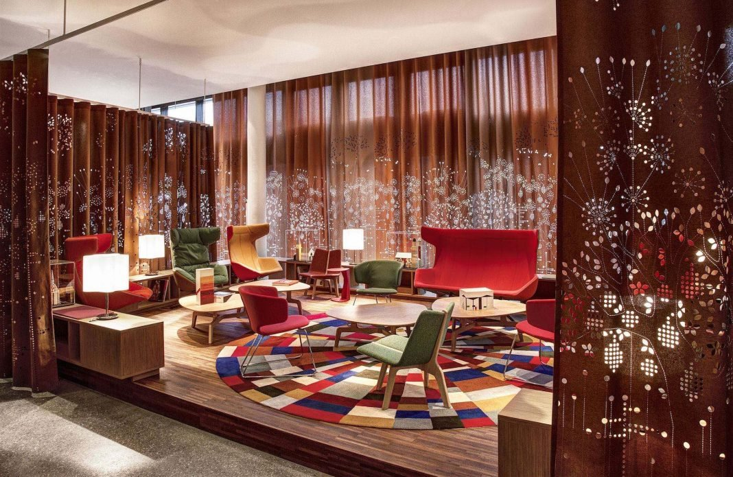 The 25hours hotel zurich west by alfredo h berli for Interior design zurich