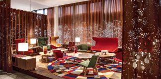 The 25hours Hotel Zurich West by Alfredo Häberli
