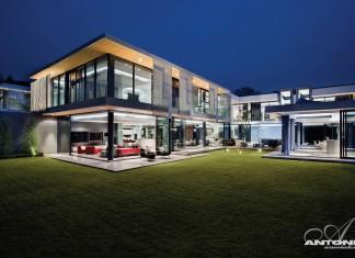 6th 1448 Houghton by Stefan Antoni Olmesdahl Truen Architects and Antoni Associates