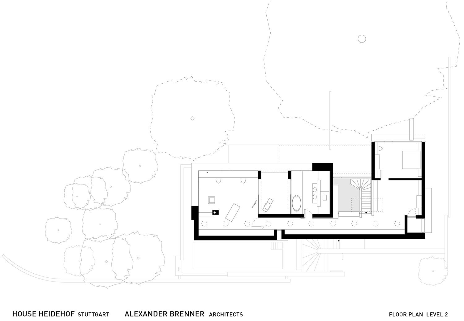House Heidehof by Alexander Brenner Architects - CAANdesign ...