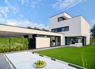 House K&N by CKX architecten
