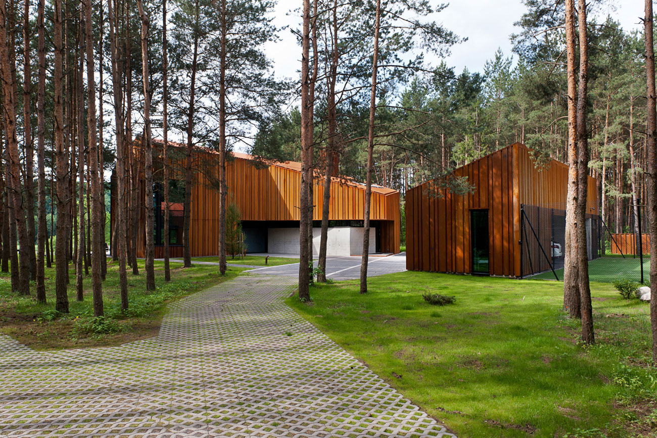 Kaunas wood house by studija archispektras caandesign for Home architecture blog