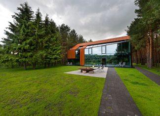 Kaunas Wood House by Studija Archispektras