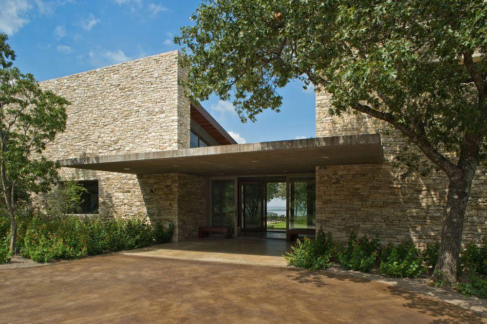 House On Cedar Hill By Cunningham Architects Caandesign