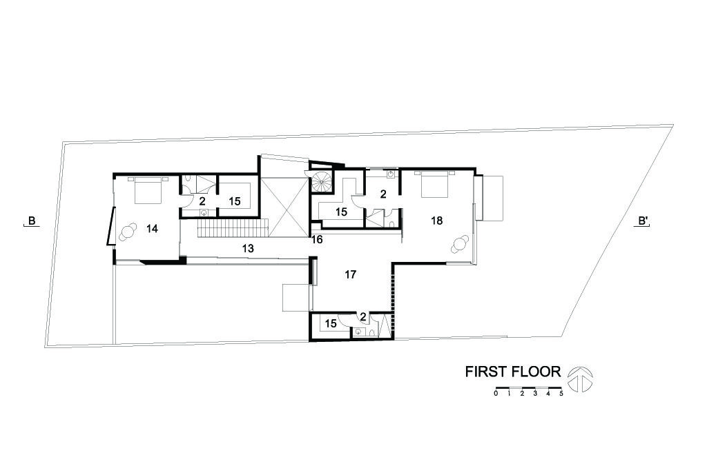 I House First Floor