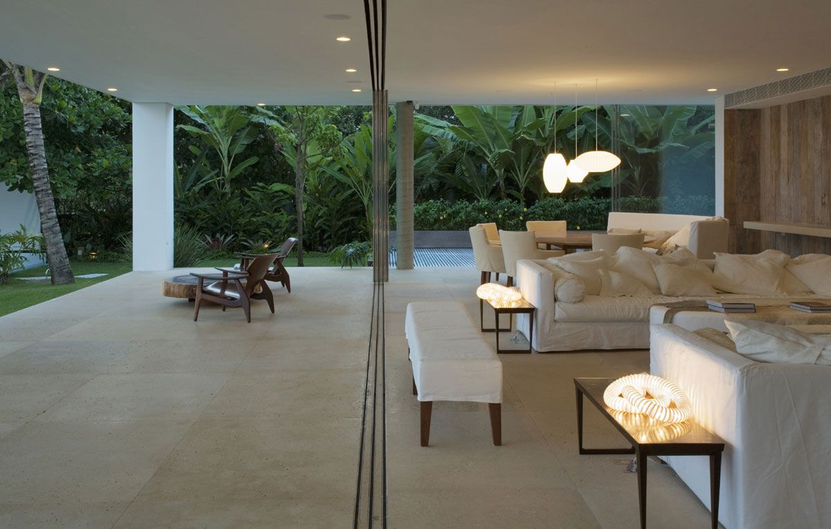 Iporanga house by isay weinfeld caandesign for Home design 50m2