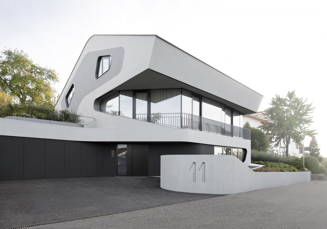 Ols House by J. Mayer H. Architects - CAANdesign | Architecture and ...