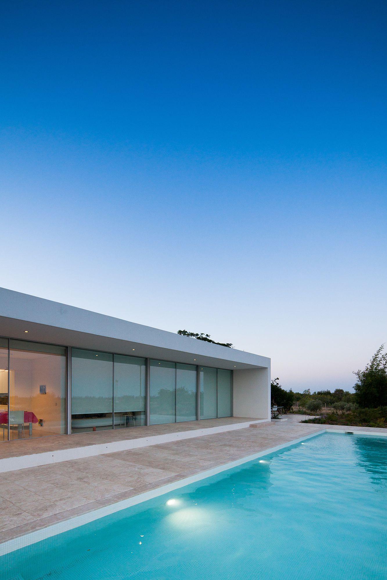 House in Tavira by Vitor Vilhena Architects - CAANdesign ...