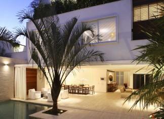 Leblon House by Progetto Architetura & Interiores