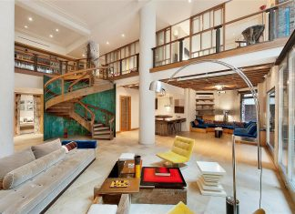 Duplex Condo in the Heart of Tribeca