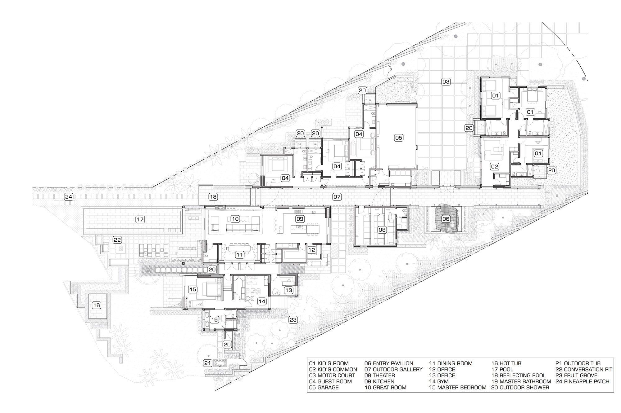 Kona Residence-Drawing-02