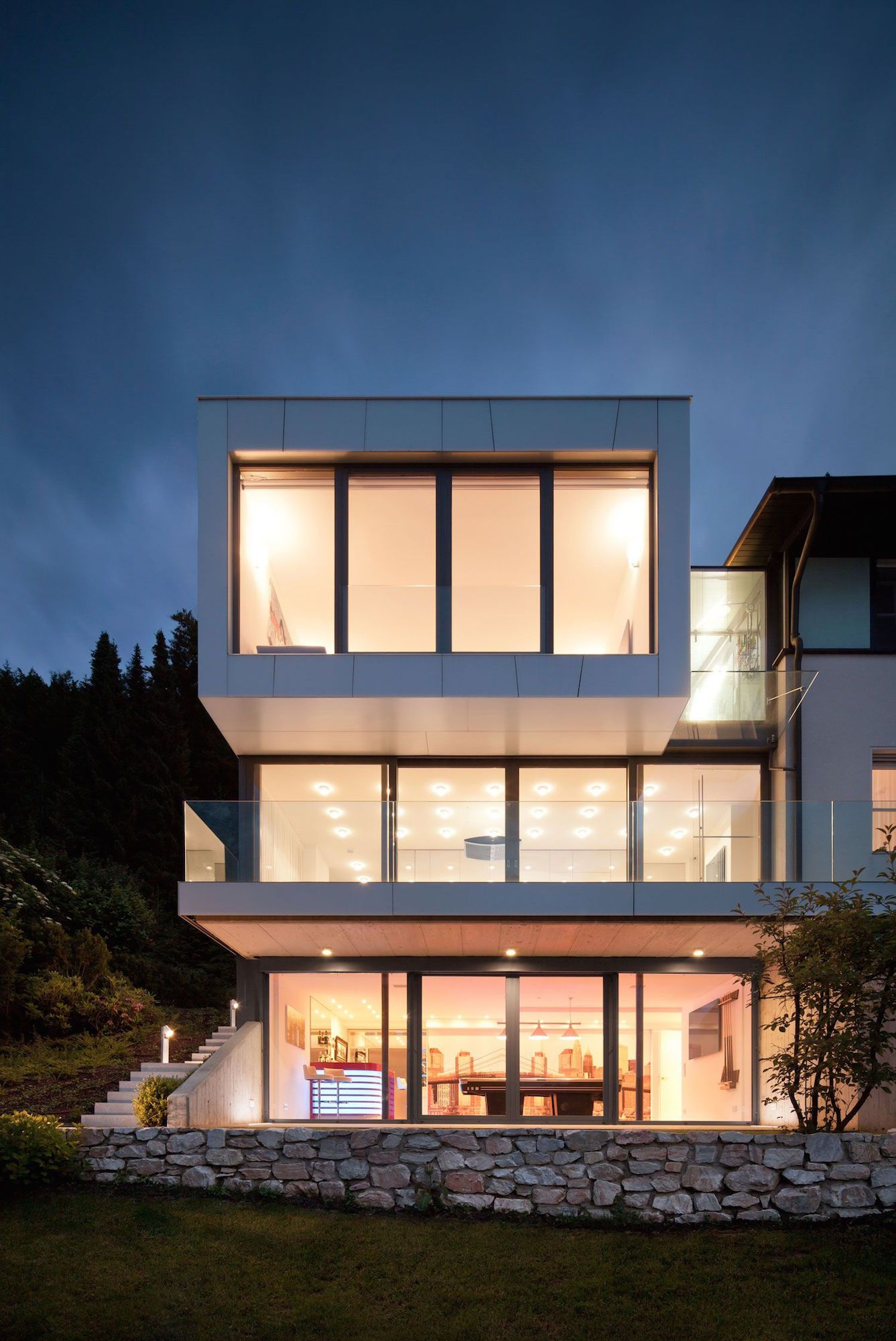 Lakeside House by Spado Architects - CAANdesign | Architecture and ...