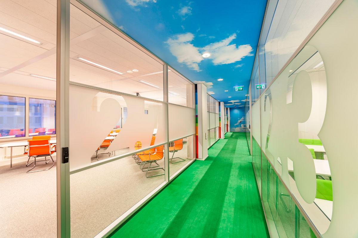 Liong Lie NTI 2nd floor classrooms 1