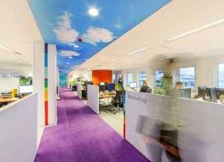 NTI Head office by Liong Lie architects
