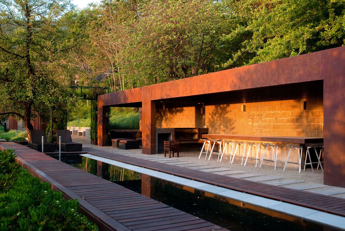 Loft Lo Curro by Matías Silva Aldunate Architect