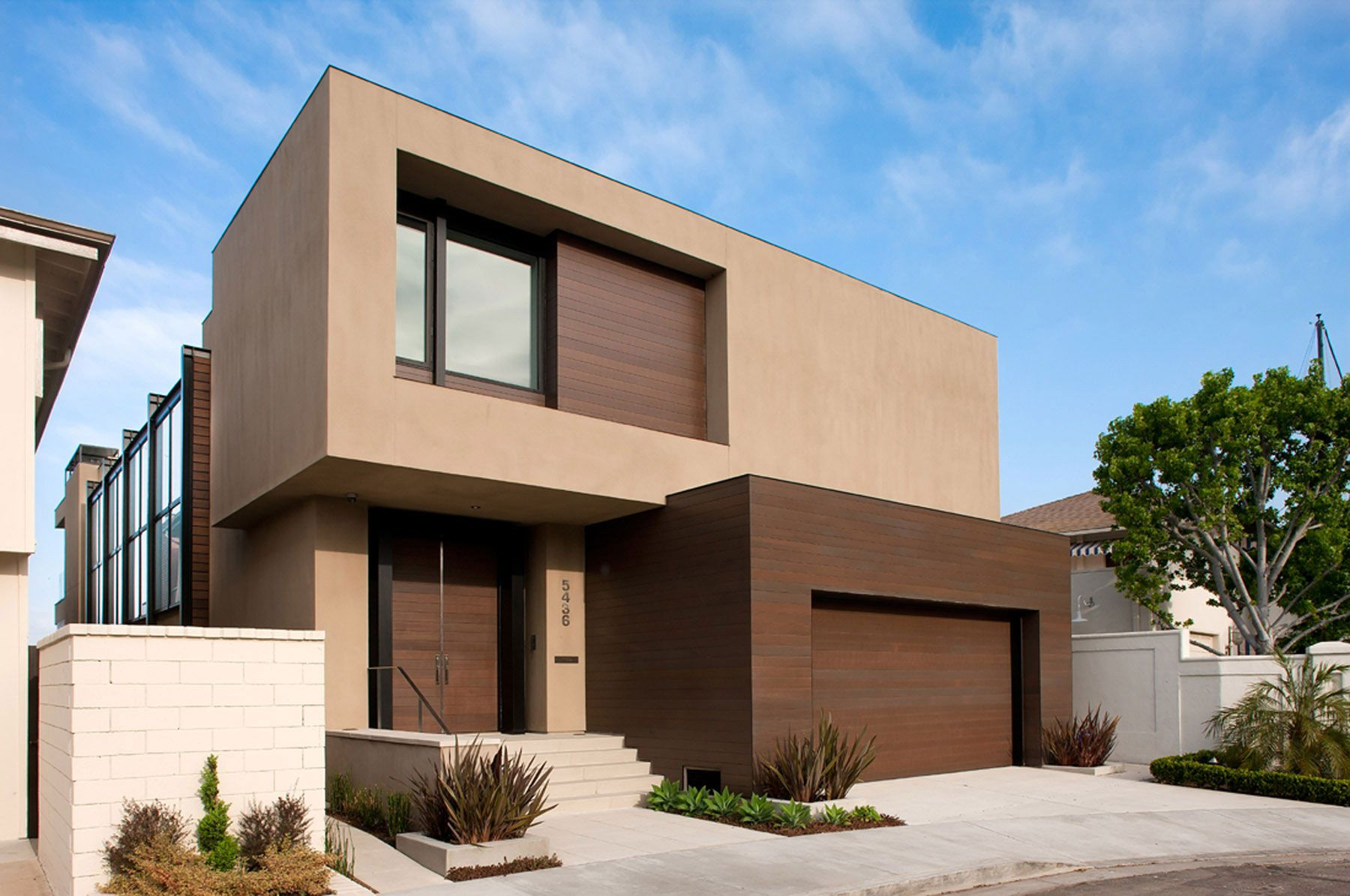 long beach ca modern by sbch architects caandesign