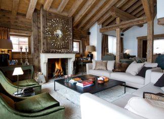 Luxury Chalet Dent Blanche in Valais